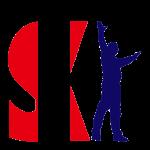 Ski logo england