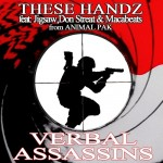 13. VERBAL ASSASSINS ft JIGSW. DON STREAT , & MACABEATS