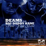 17. STATE YOUR GAME ft DEAMS & BIG DADDY KANE