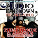 19. AUDIOTAKE DOWN /ANTI VIRUS ft AMADEUS & DON STREAT  ft