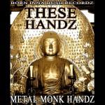 20. METAL MONK HANDZ ft THESE HANDZ aka SPARKII SKI & DJ GRAZZHOPPA