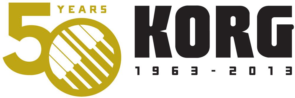 50 Korg-50th-Logo