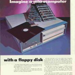 Imagine with a floppy disk