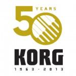 Korg-50th-Logo