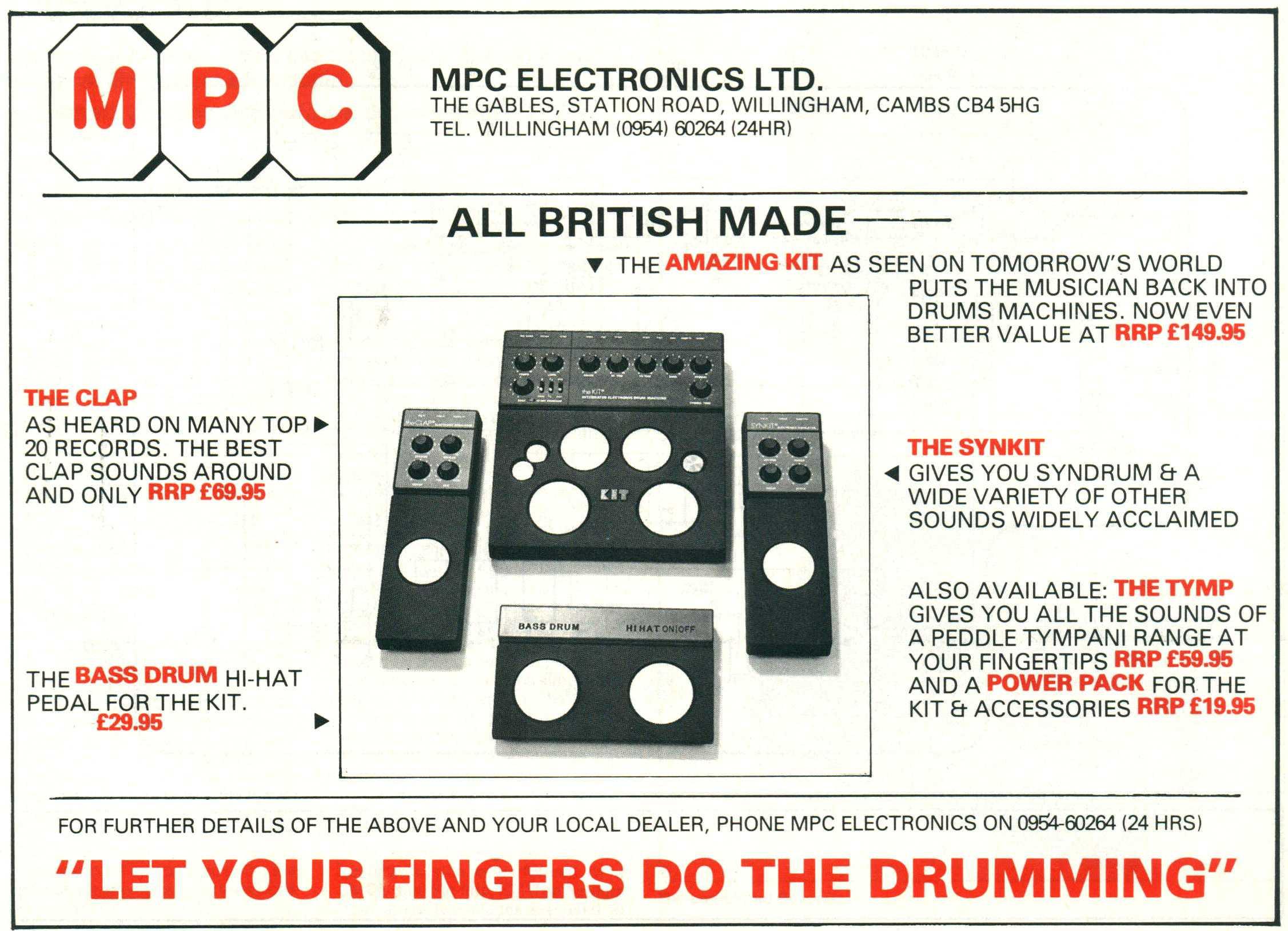 mpc kit 1